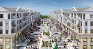 Shophouse Vinhomes Vũ Yên sở hữu vị trí đắc địa gần các khu tiện ích