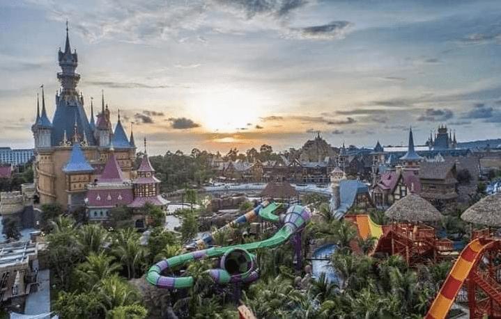 VinWonders Vũ Yên khi hoàn thành sẽ là công viên chủ đề lớn nhất Việt Nam mang tới trải nghiệm vui chơi giải trí hấp dẫn hàng đầu thế giới